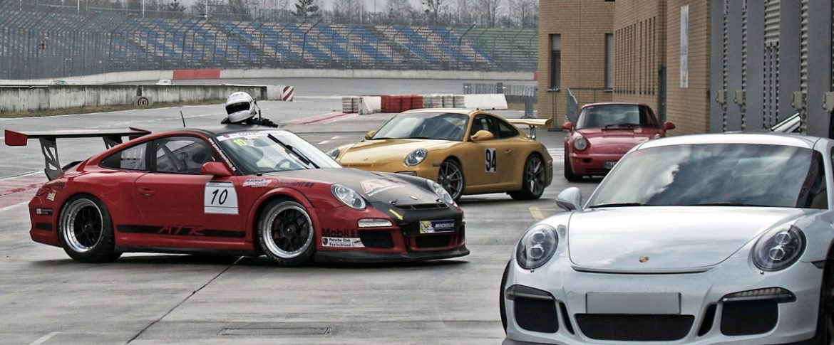 Sports Cars Driving Experience