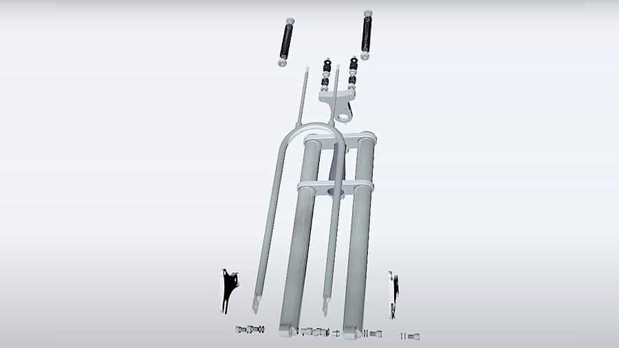 Affordable Springer Forks Diy2