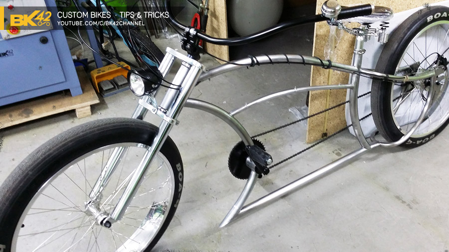 Ruff-cycles Frame Review