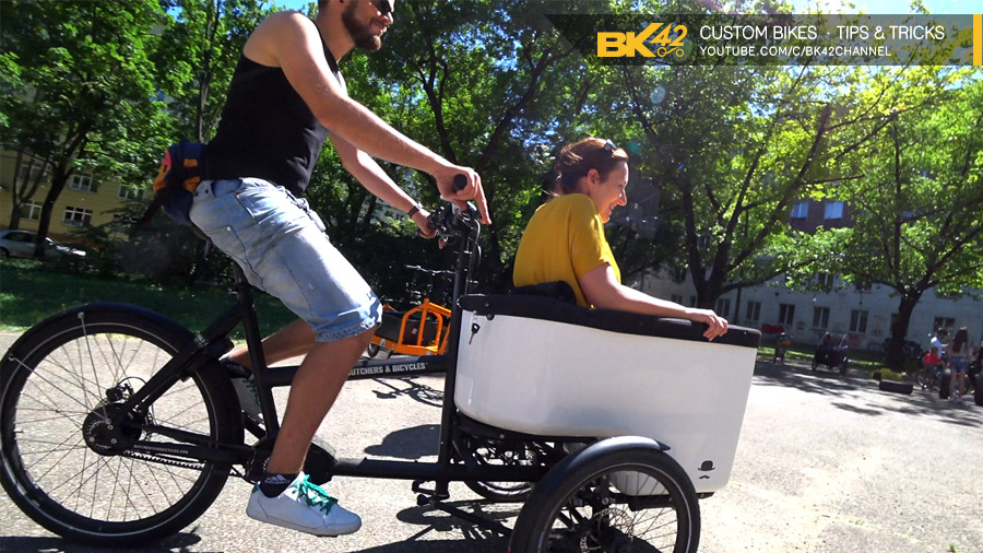 Cargo Bikes in Europe - BK42 Channel
