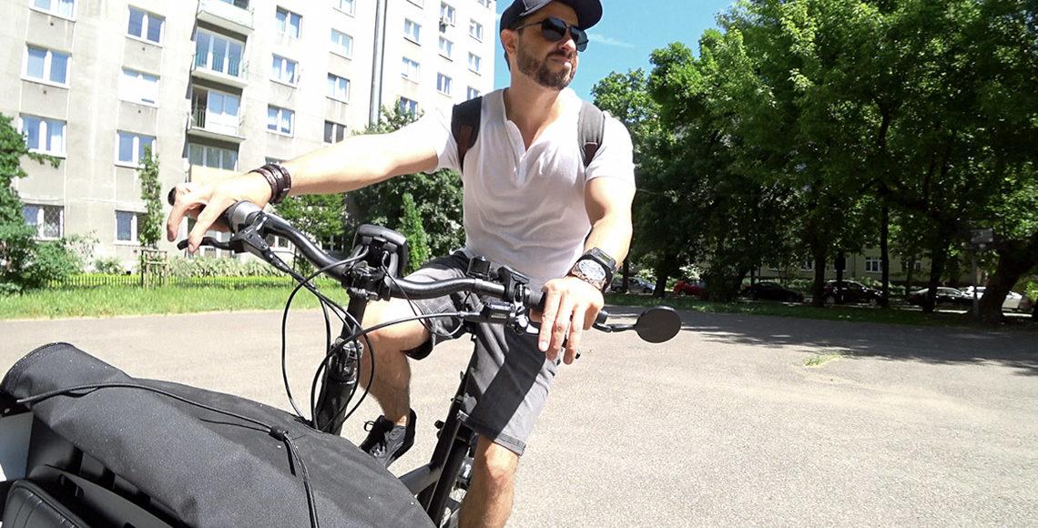 Cargo Bikes in Europe