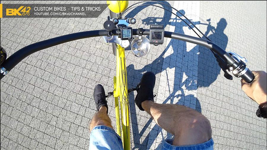 UNIQUE CHOPPER BICYCLE DETAILS