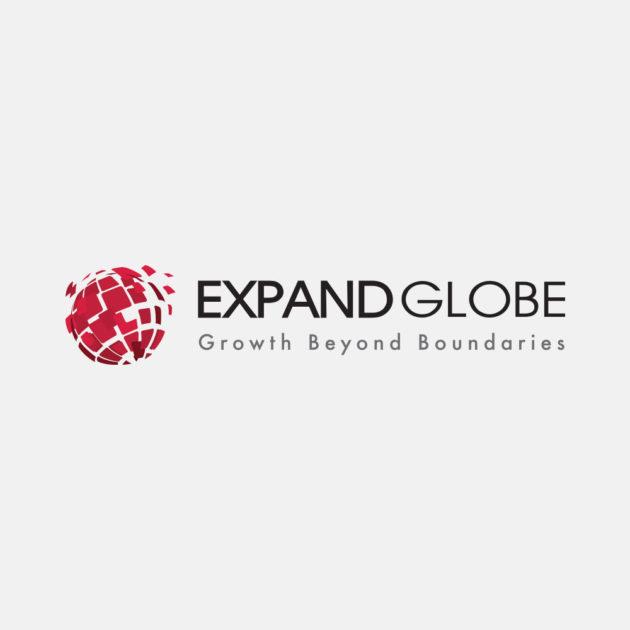 ExpandGlobe-logo designed by BK42