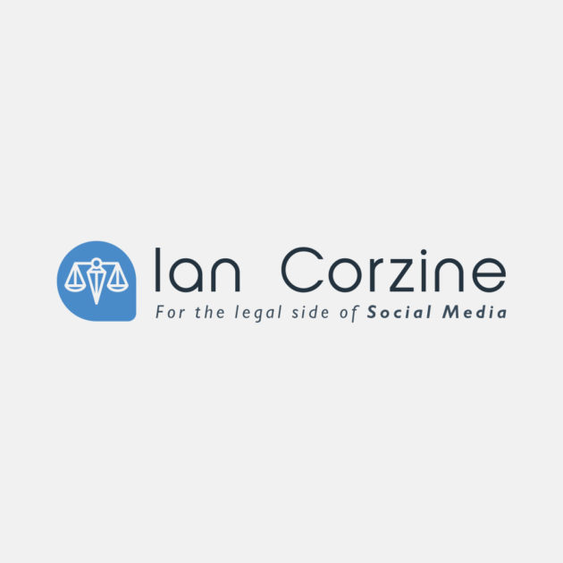 Ian-Corzine-Logo Design by BK42