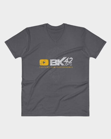 bk42-channel-support t-shirt
