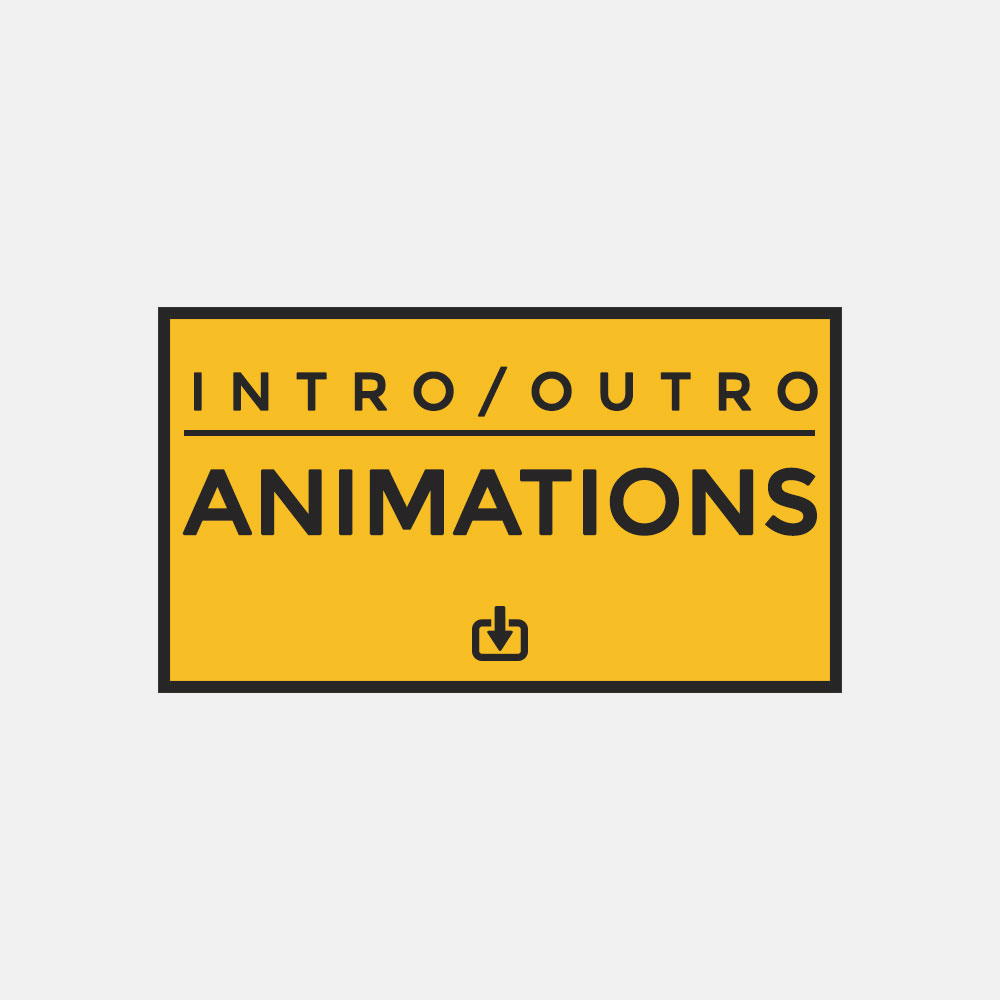 Youtube Intros and Outros
