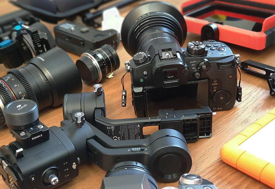 filming gear BK42