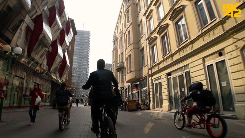 Coronavirus Bike Ride