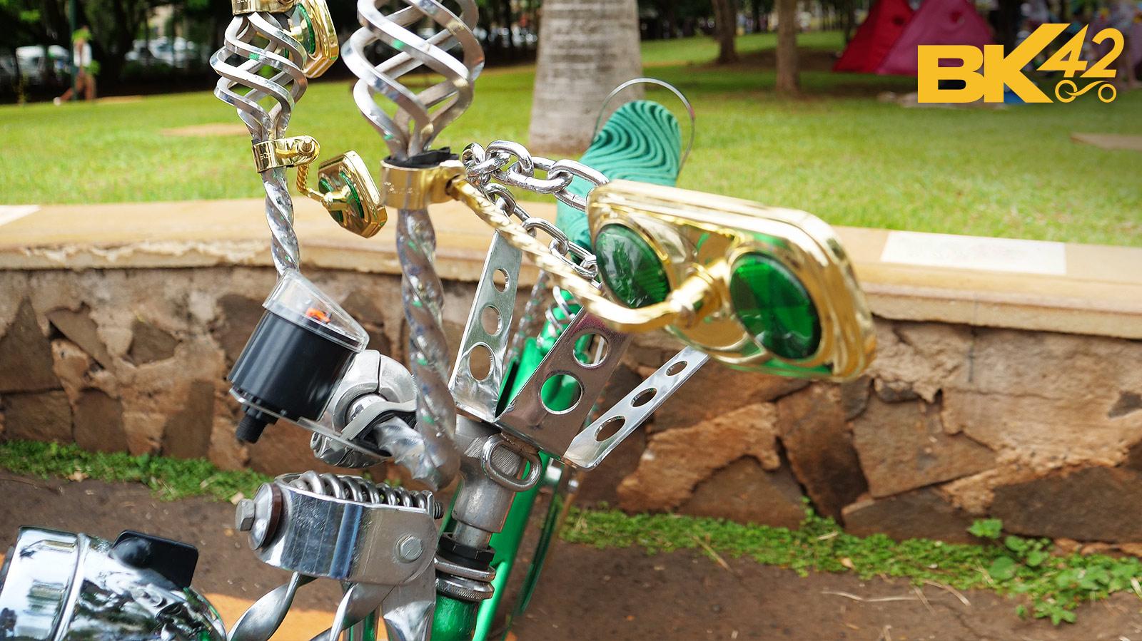 Lowrider Bikes in Brazil