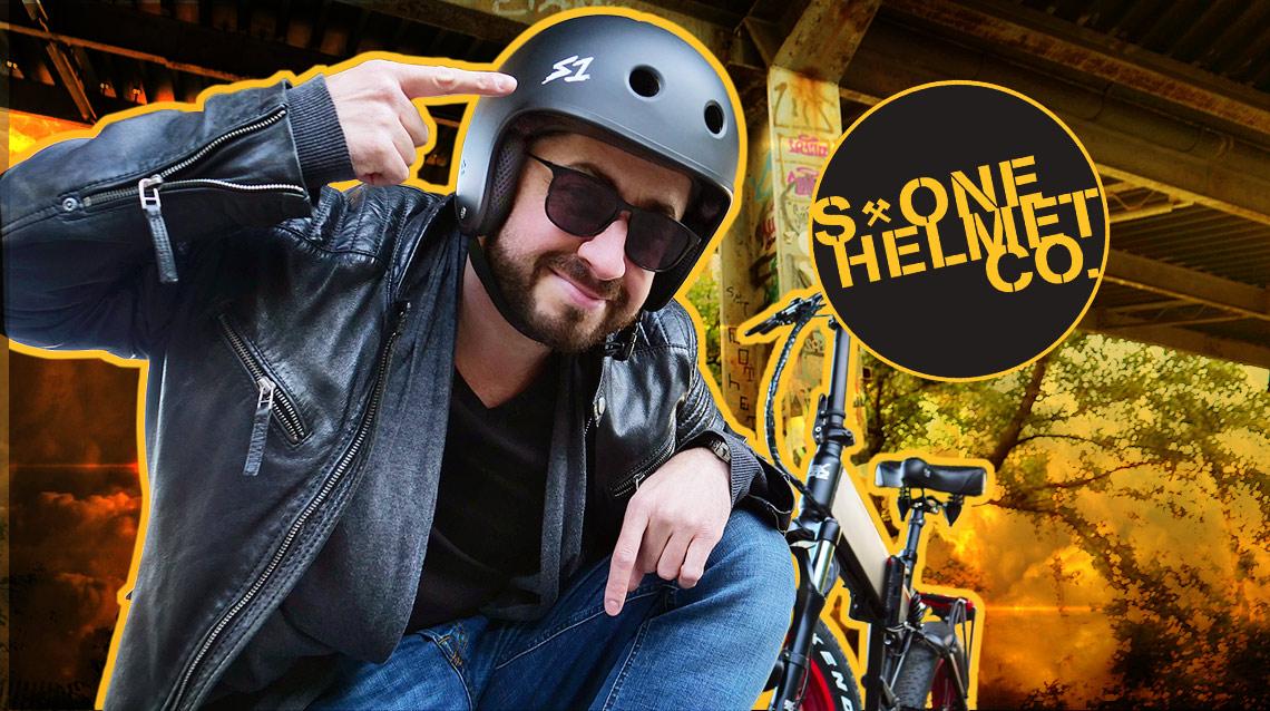 S1 Retro Lifer Helmet | E-bike Helmet