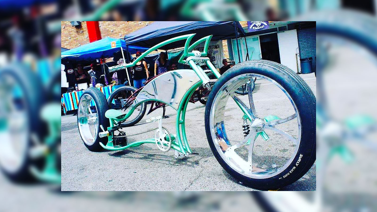 BIKES CHOPPER Custom