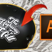 How to Design Custom Helmet Stickers