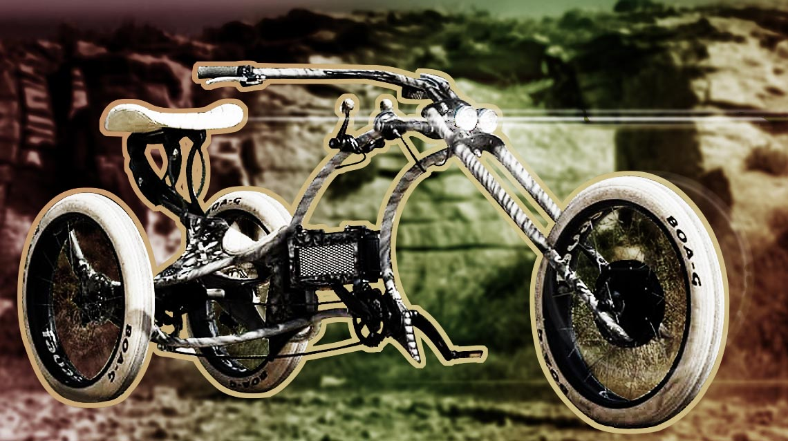 CUSTOM TRIKES Bikes you NEED to see in 2020!