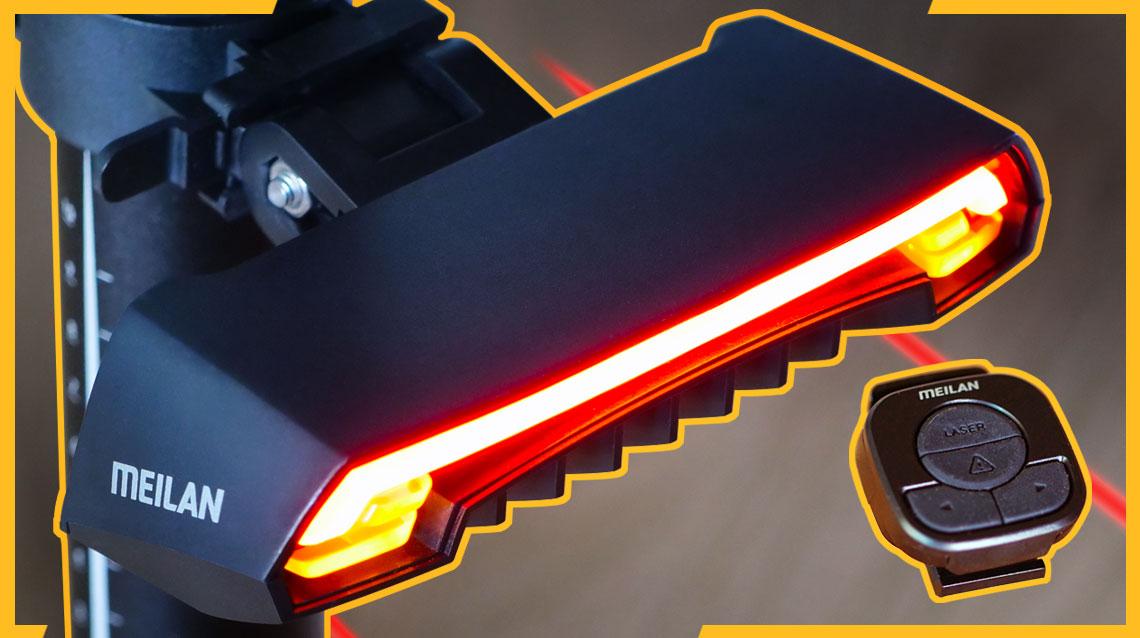 E-BIKE Wireless Tail Light