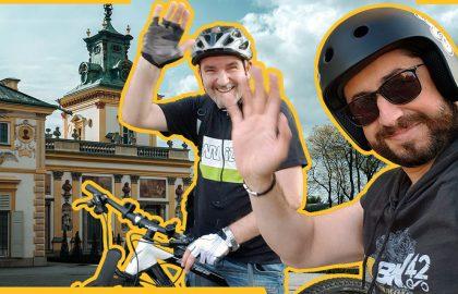 BIKE TOUR in Warsaw – War Ruins
