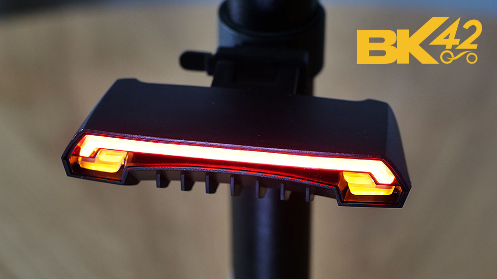 Meilan X5 - Tail light Laser