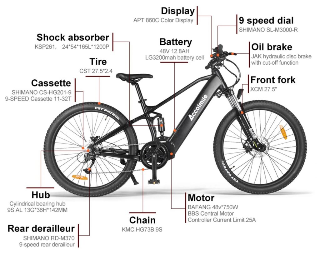 Affordable Mtb 1kw Mid Drive Details