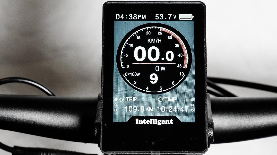 How to Unlock TFT E-BIKE Maximum Speed