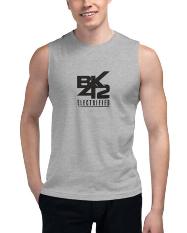 BK42 Support channel T-shirt