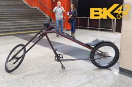 Custom Chopper Bike-Build