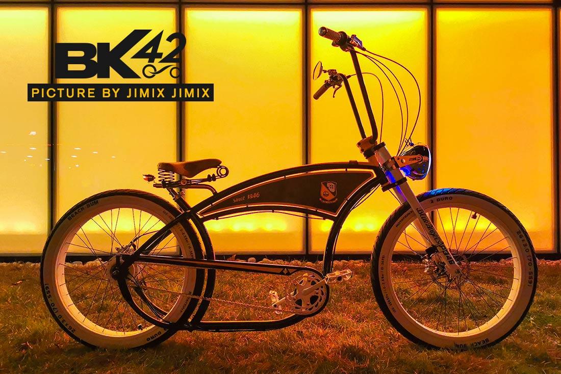 Blue Angels BASMAN Tribute CUSTOM Bike