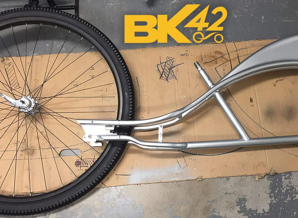 Custom Stretch Bike with Mark Fannin