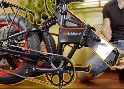 Maintenance of Folding E-Bike
