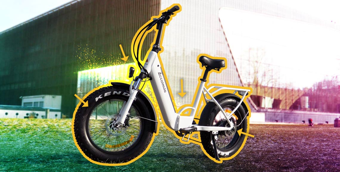 Best Budget Folding Electric Bike 750W
