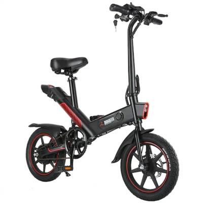 DOHIKER Y1 Folding e-Bike