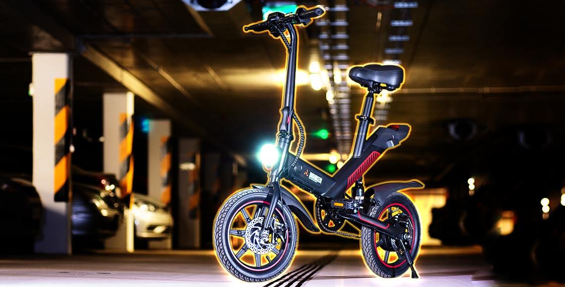 DOHIKER Y1 Mini e-Bike Unboxing