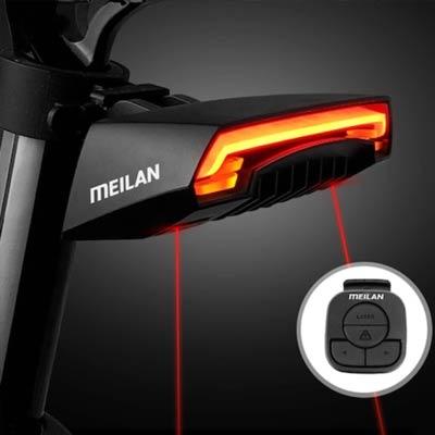 Meilan X5 Intelligent Wireless Taillight