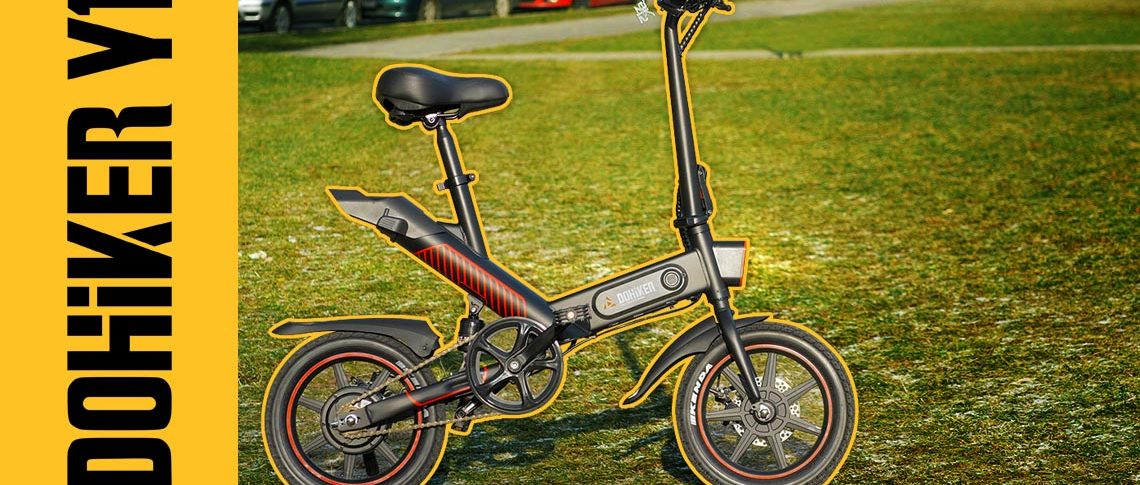 DOHIKER Y1 Great Little eBike Review