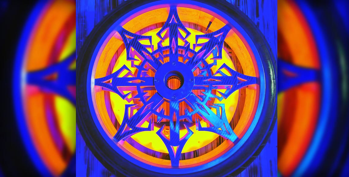 CUSTOM Bicycle Wheels